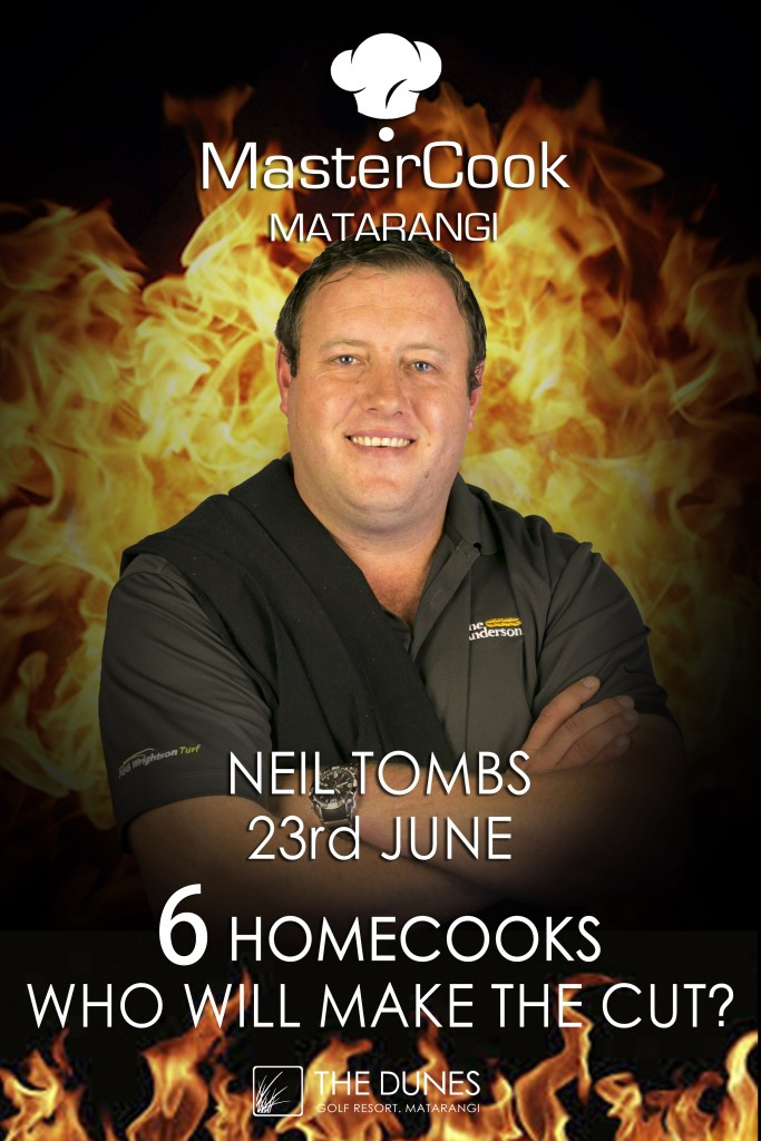 neil tombs mastercook